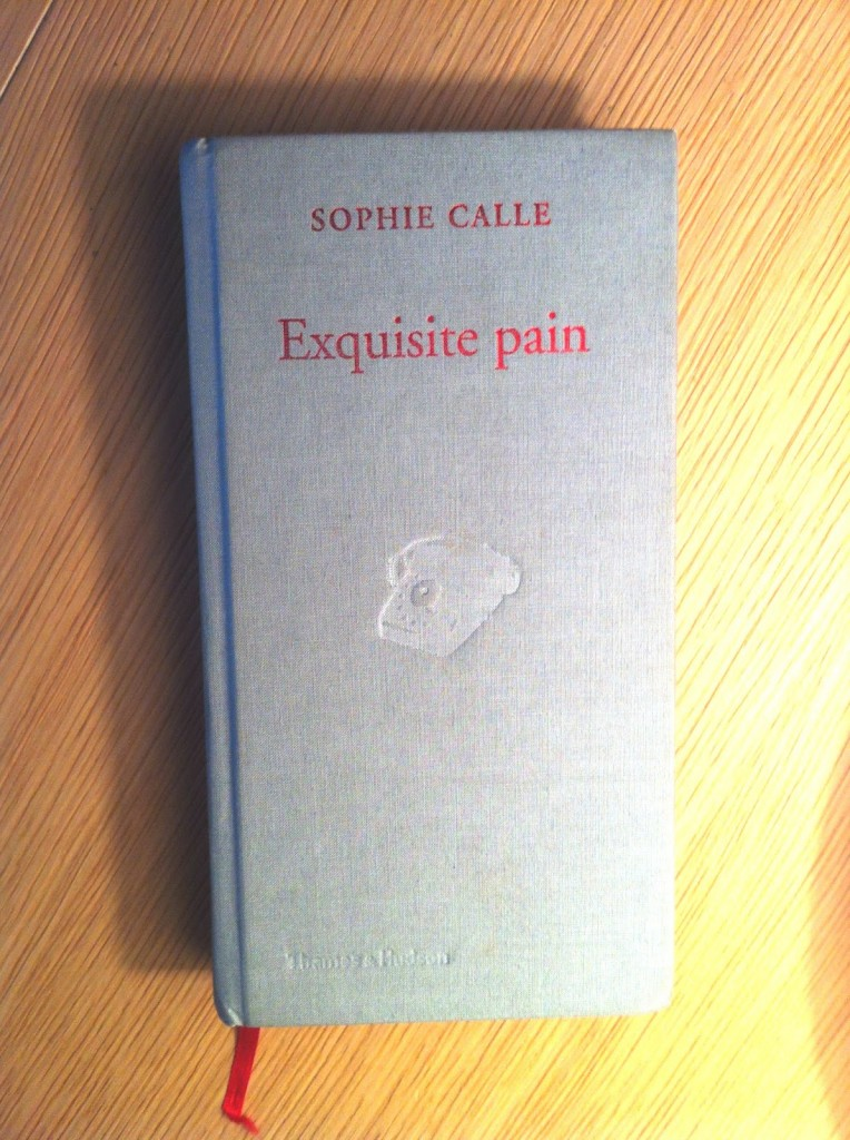 Sophie Calle's EXQUISITE PAIN